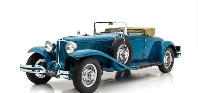 1931 Cord L-29 Cabriolet For sale at Hyman LTD