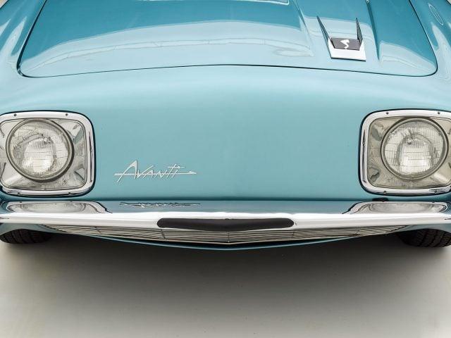 1964 Studebaker Avanti For Sale at Hyman LTD