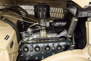 1936 Ford Deluxe Cabriolet For Sale | Hyman LTD