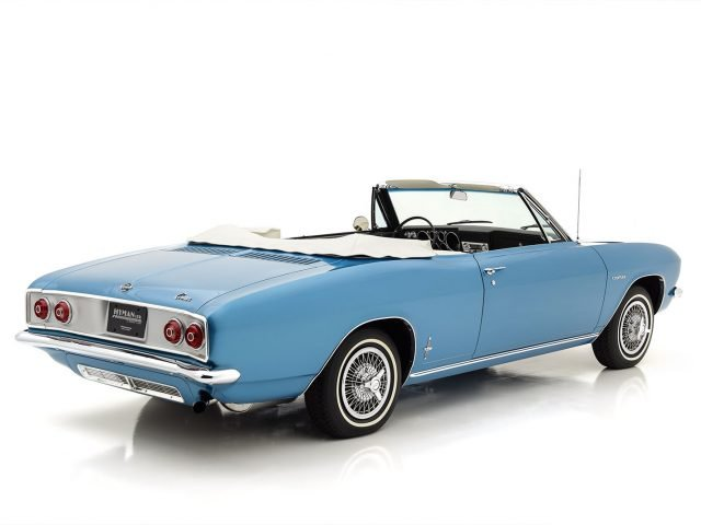 1966 Chevrolet Corvair Corsa Convertible For Sale at Hyman LTD