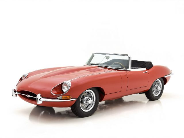 1968 Jaguar E-Type Roadster For Sale at Hyman LTD