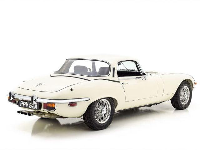 1974 Jaguar XKE Roadster For Sale at Hyman LTD