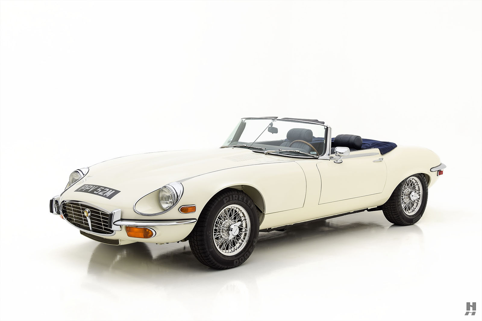 1974 Jaguar XKE Roadster For Sale at Hyman LTD
