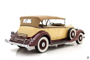 1934 Lincoln KB Sport Phaeton For Sale | Hyman LTD