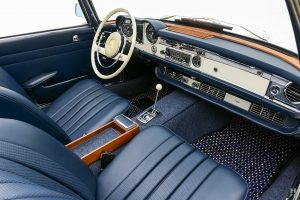 1967 Mercedes-Benz 230SL V8 | Classic Cars | Hyman LTD