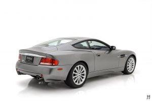 2002 Aston Martin Vanquish - 6 Speed Manual For Sale | Hyman LTD