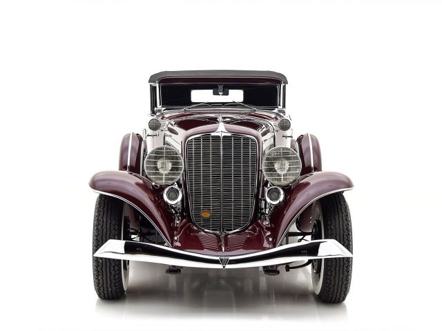 1934 Auburn Twelve Salon Phaeton For Sale at Hyman LTD