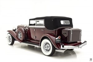 1934 Auburn Twelve Salon Phaeton For Sale | Hyman LTD