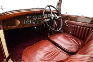 1930 Bentley Speed Six Sportsman For Sale at Hyman LTD