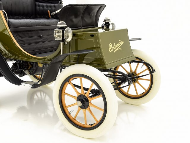 1908 Columbia Electric Victoria Phaeton For Sale at Hyman LTD