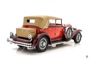 1931 Duesenberg Model J Convertible Phaeton For Sale | Hyman LTD
