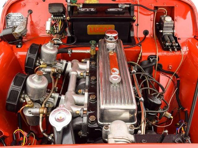 1955 Triumph TR2 Roadster For Sale at Hyman LTD