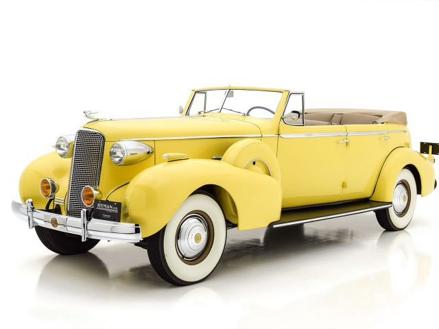 Buy Classic Cars | Our Classic Car Inventory | Hyman LTD
