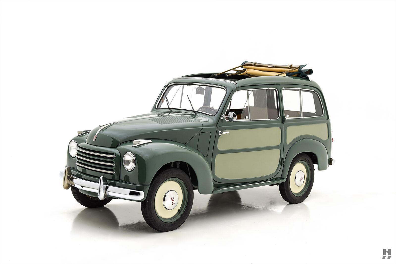 1954 Fiat 500c For Sale at Hyman LTD