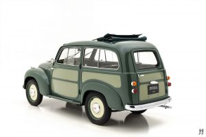 1954 Fiat 500c Belvedere Estate For Sale | Hyman LTD
