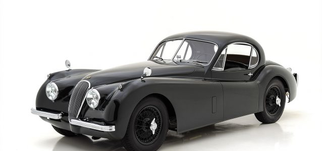 1954 Jaguar XK120 FHC For Sale at Hyman LTD