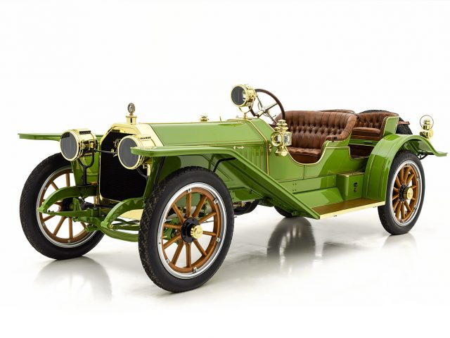 1909 Peerless Model 25 Raceabout For Sale at Hyman LTD