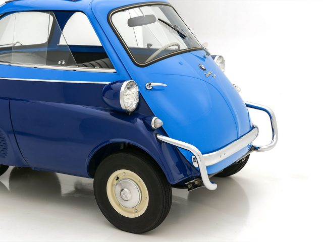 1957 BMW Isetta Coupe For Sale at Hyman LTD