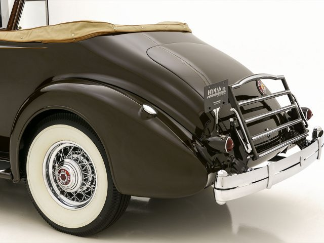 1935 Packard Twelve Convertible Victoria For Sale at Hyman LTD