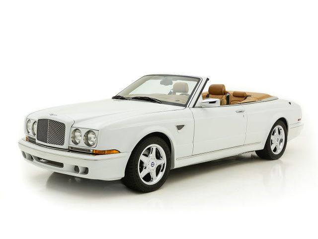 2003 Bentley Azure Mulliner Convertible For Sale at Hyman LTD