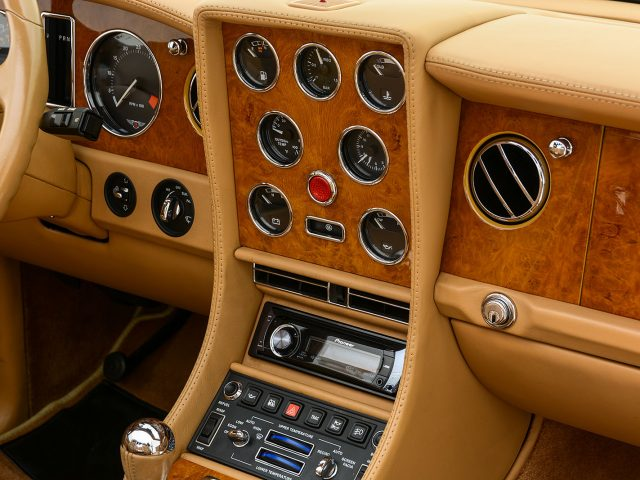 2003 Bentley Azure Mulliner Convertible For Sale at Hyman LTD
