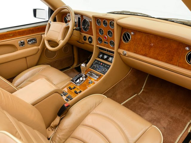 2003 Bentley Azure Mulliner Convertible Sale at Hyman LTD