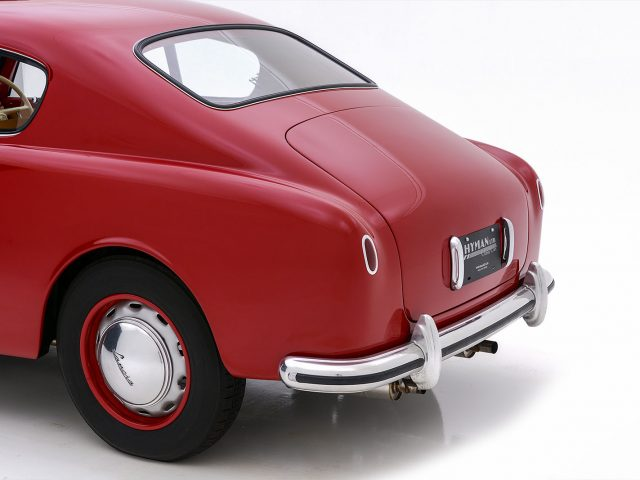 1951 Lancia Aurelia B20GT Coupe For Sale at Hyman LTD