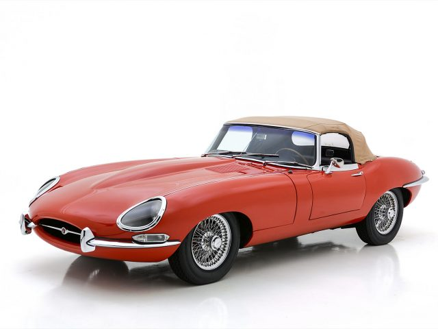 1968 Jaguar XKE Roadster For Sale at Hyman LTD