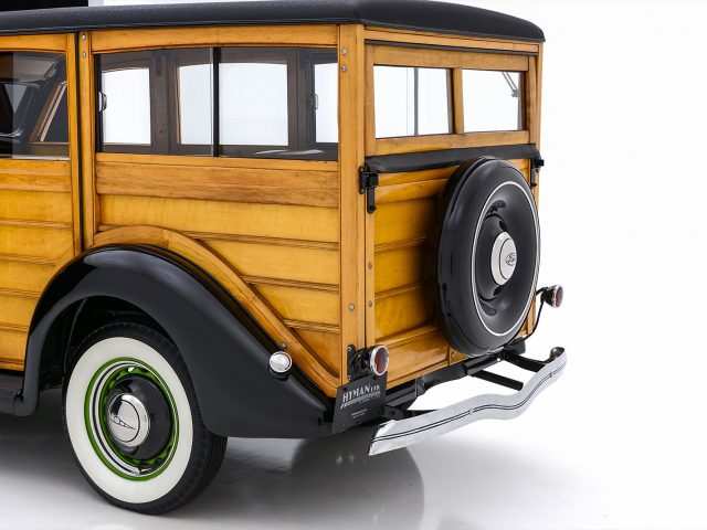 1936 Ford Model 68 Station Wagon For Sale at Hyman LTD