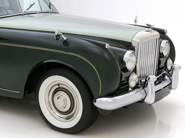 1961 Bentley S2 Continental Flying Spur Saloon For Sale at Hyman LTD