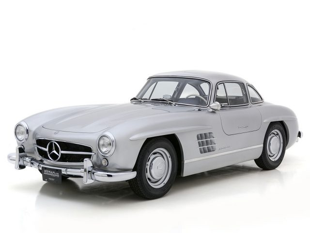 2000 Mercedes-Benz Gullwing For Sale at Hyman LTD