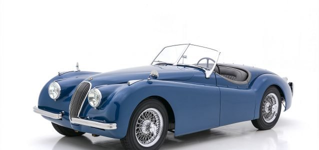 1951 Jaguar XK120 Roadster For Sale at Hyman LTD