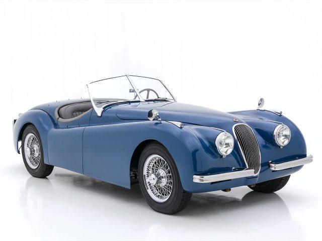 1951 Jaguar XK120 Roadster For Sale at Hyman LTD