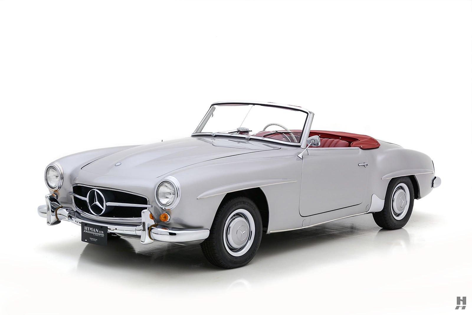 1962 Mercedes-Benz 190SL For Sale at Hyman LTD