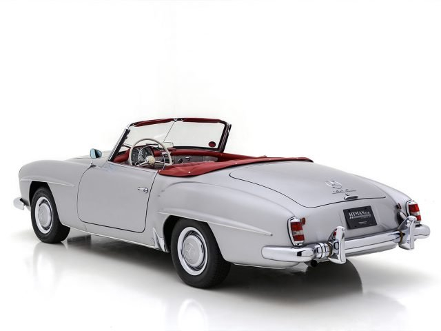 1962 Mercedes-Benz 190SL For Sale at Hyman LTD