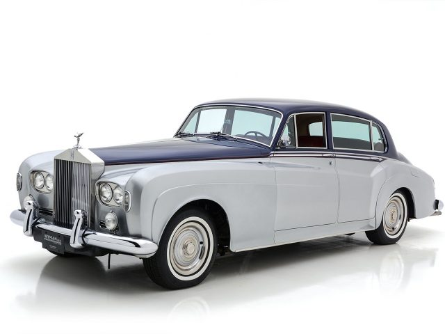 1964 Rolls-Royce Silver Cloud III LWB Saloon For Sale at Hyman LTD