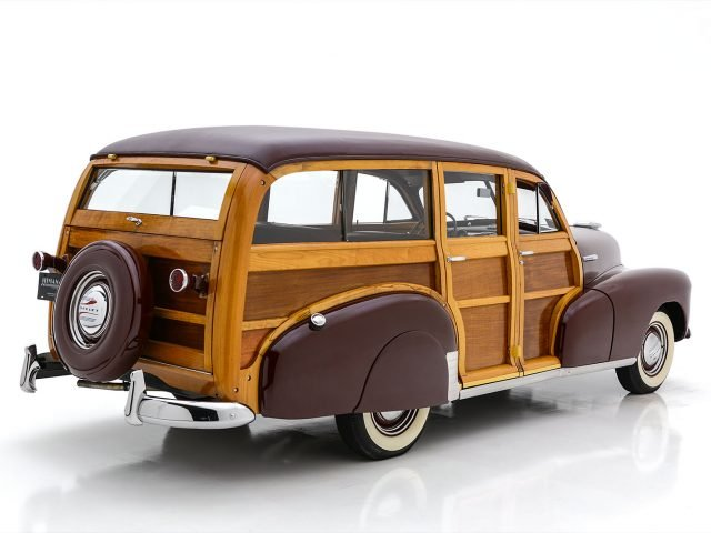 1948 Chevrolet Fleetmaster Woodie Wagon For Sale at Hyman LTD