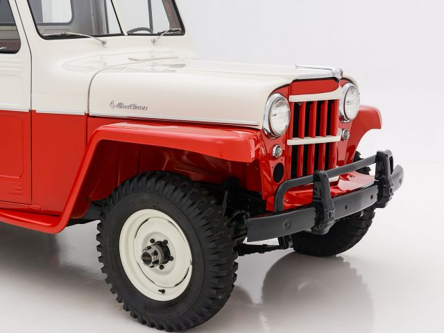 1960 Willys Jeep Pickup For Sale at Hyman LTD