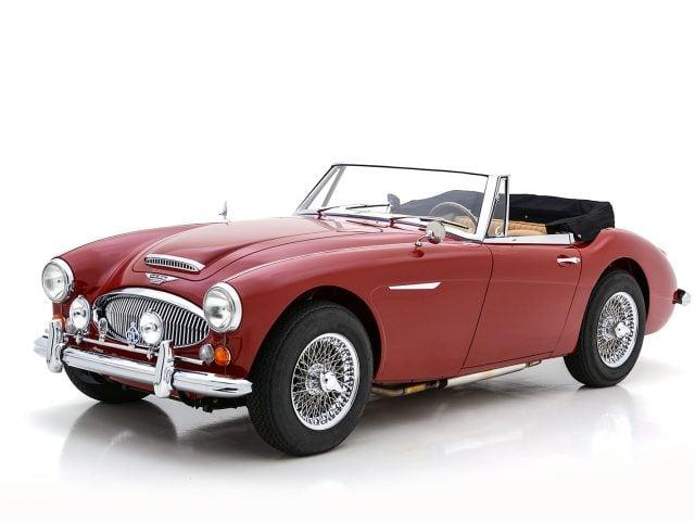 1967 Austin Healey 3000 MKIII For Sale at Hyman LTD