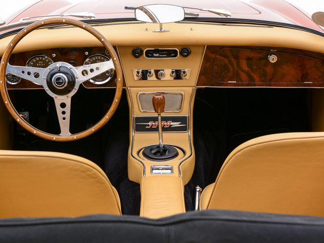 1967 Austin Healey 3000 MKIII For Sale at Hyman LTD