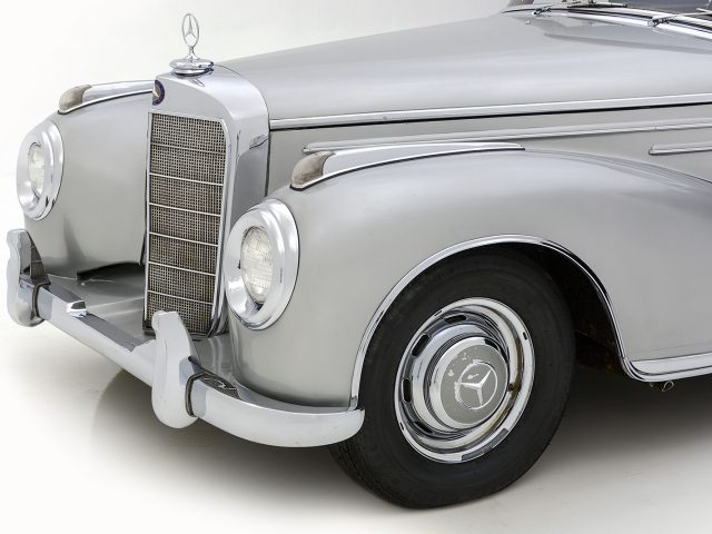 1956 Mercedes-Benz 300SC Cabriolet A For Sale at Hyman LTD