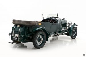 1929 Bentley 4.5 Litre Vanden Plas Tourer | Classic Cars | Hyman LTD