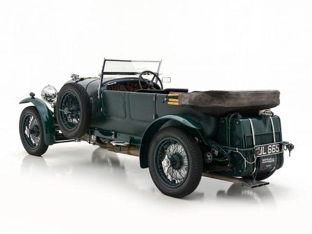 1929 Bentley 4.5 Litre For Sale at Hyman LTD