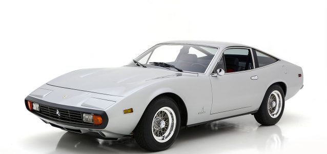 1972 Ferrari 365 GTC/4 Coupe For Sale at Hyman LTD