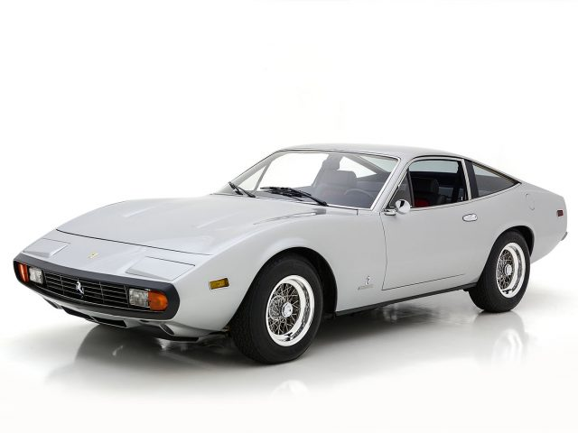 1972 Ferrari 365 GTC/4 Coupe For Sale at Hyman LTD