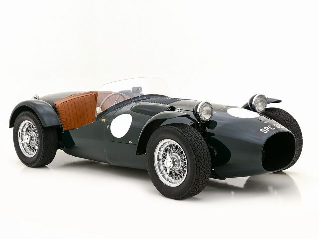 1967 Jaguar HWM Special For Sale at Hyman LTD
