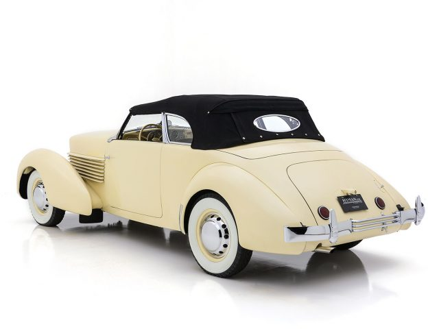 1937 Cord 812 For Sale at Hyman LTD