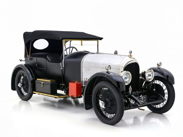 1922 Bentley 3 Litre For Sale at Hyman LTD