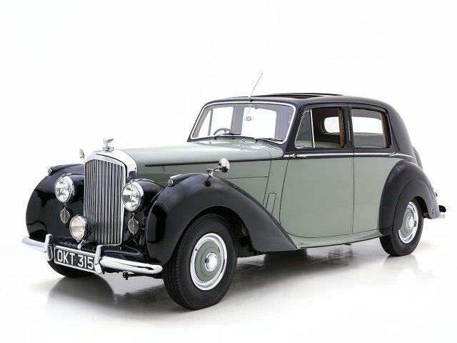 1952 Bentley Mark VI For Sale at Hyman LTD
