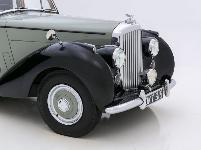 1952 Bentley Mark VI For Sale at Hyman LTD